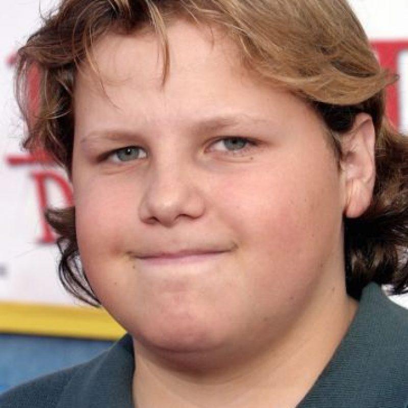 """Interpretó a """"Henry Baker"""", un niño con sobrepeso, amante de la músico y fanático de su hermano mayor, Charlie Foto:Getty Images"""