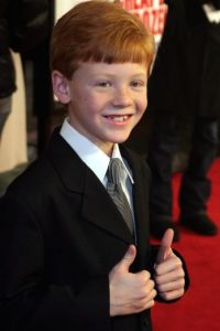 """Interpretó al pequeño """"Mark Baker"""", el hermano al que todos molestaban. Foto:IMDB"""