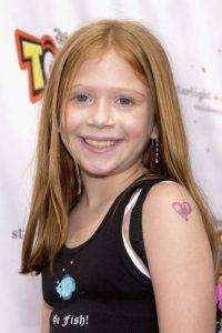 """Interpretó a """"Jessica Baker"""", una de las gemelas de la familia. Foto:Getty Images"""