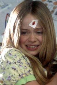 """Interpretó a """"Kim Baker"""", la gemela de Jessica Foto:20th Century Fox"""