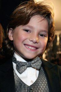"""Interpretó a """"Mike Beaker"""", uno de los más pequeños de la familia. Foto:Getty Images"""