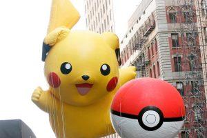 """""""Pika"""" es el sonido de un ratón en Japonés y """"Chu"""" es la onomatopeya de un trueno. Foto:Getty Images"""
