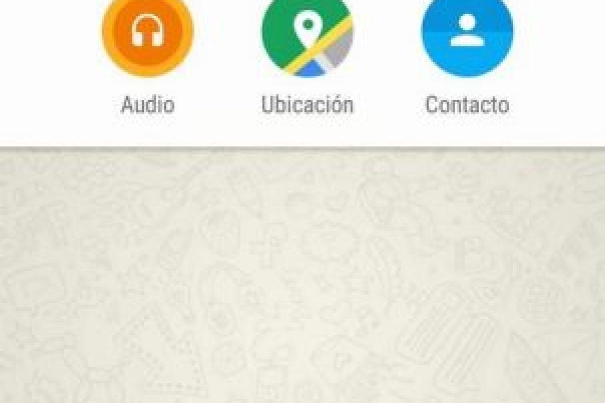 La nueva interfaz de los chats. Foto:Twitter