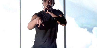 """En marzo, Drake publicó su más reciente álbum """"If You're Reading This It's Too Late"""" , donde incluyó el tema """"Madonna"""", Foto:Getty Images"""