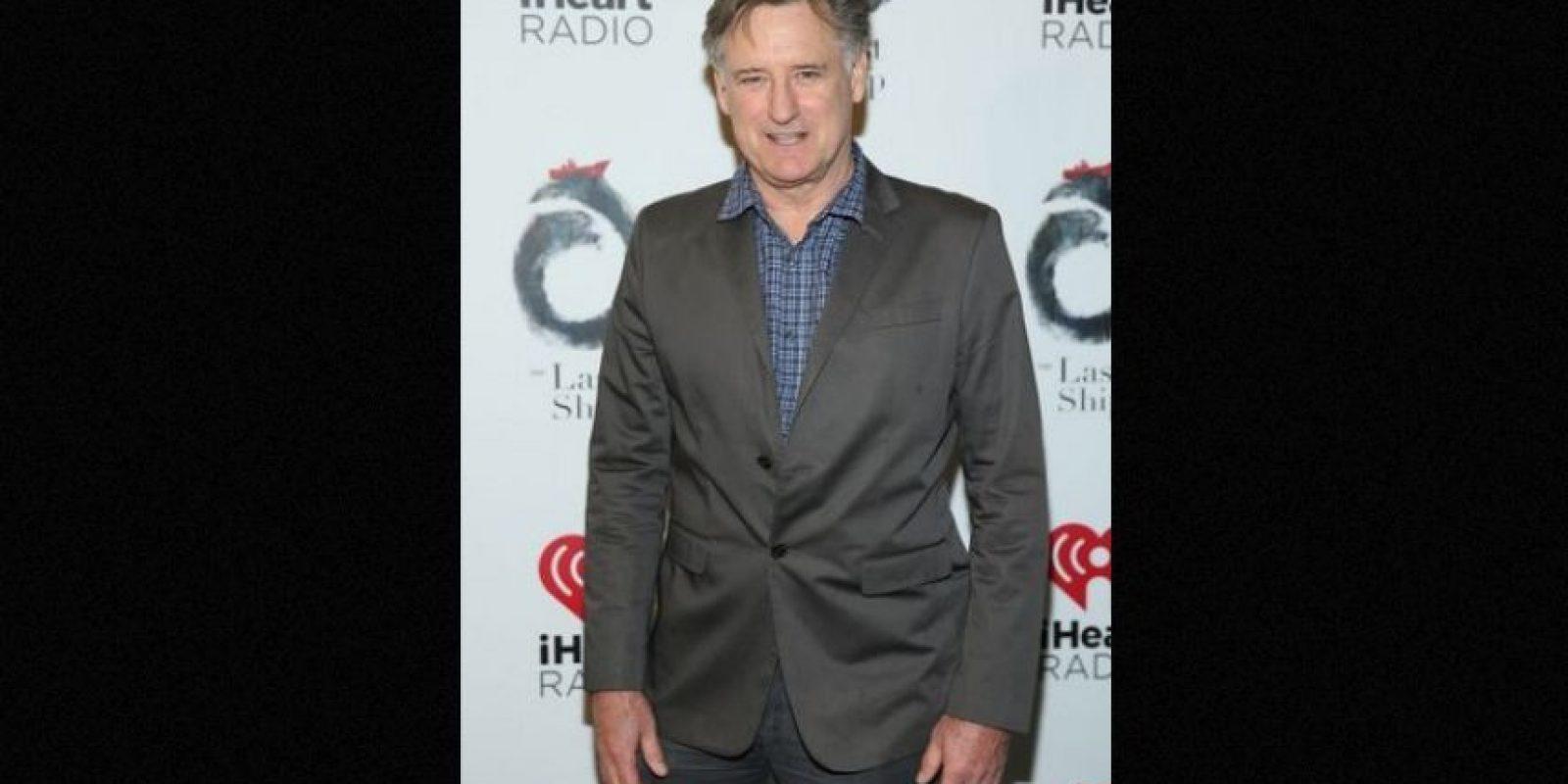 Así está hoy el actor Bill Pullman Foto:Getty Images