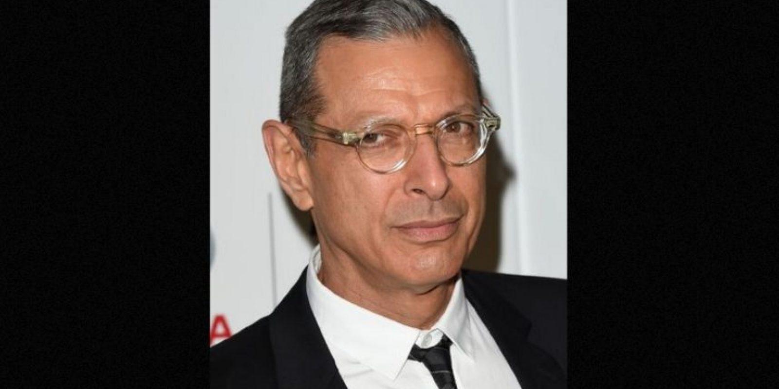 Interpretado por el actor Jeff Goldblum Foto:Getty Images