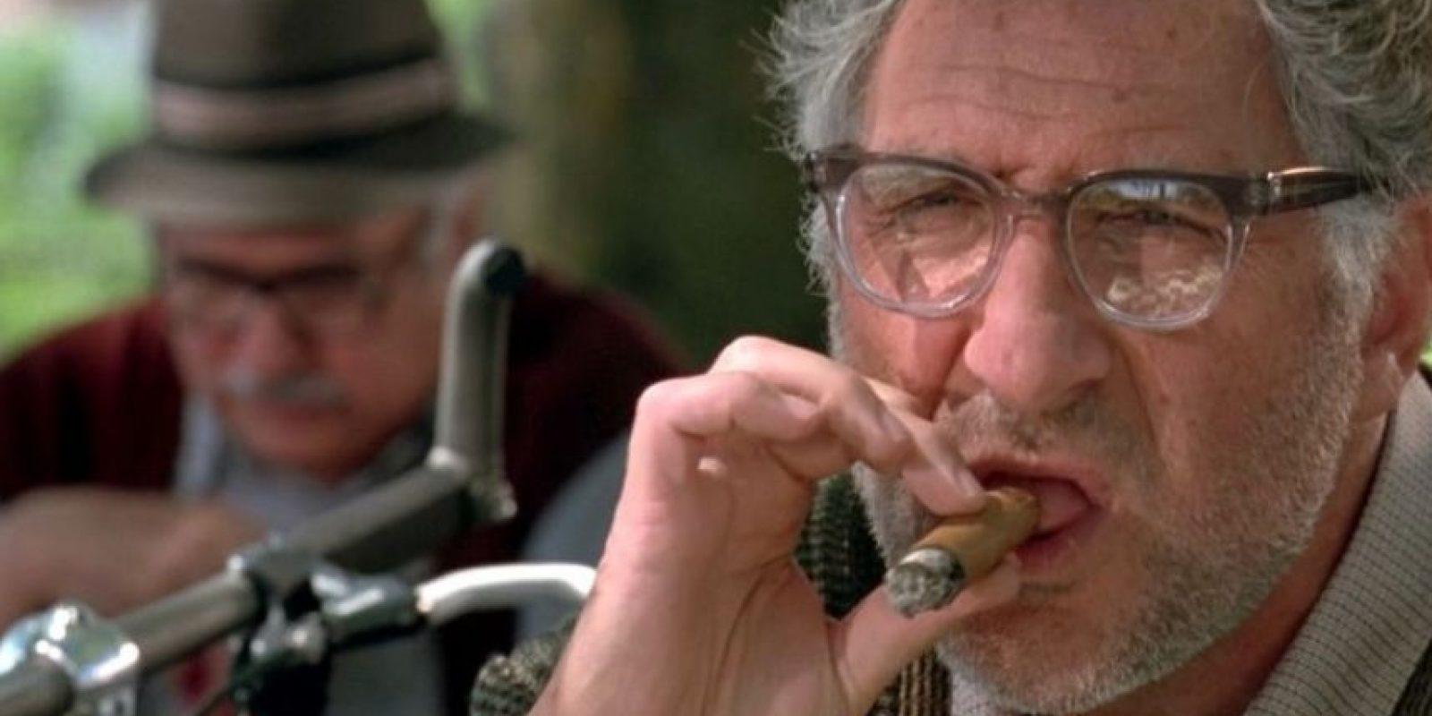 Julius Levinson, padre de David Levinson Foto:20th Century Fox