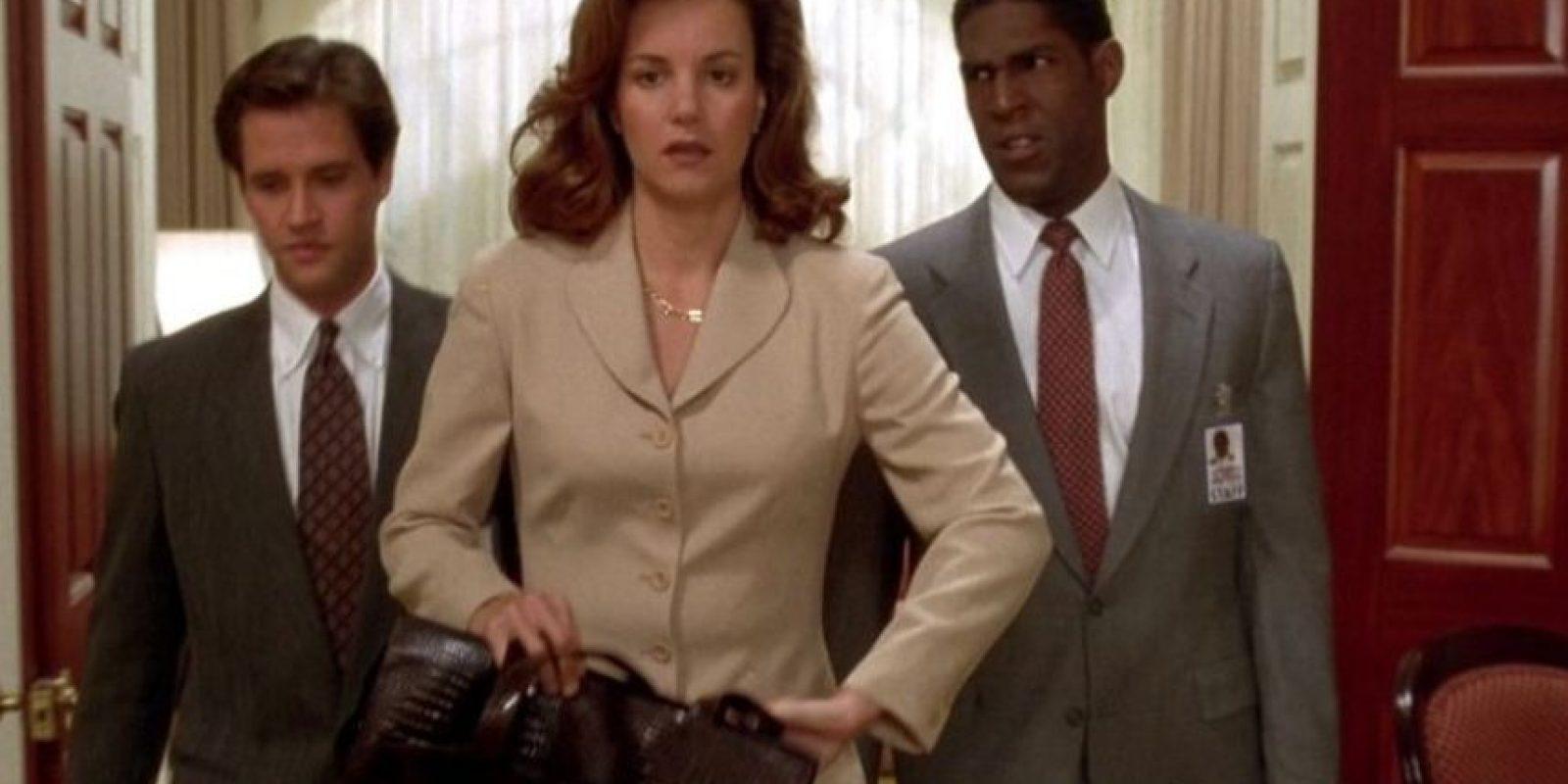 Constance Spano, directora de comunicaciones de la Casa Blanca Foto:20th Century Fox