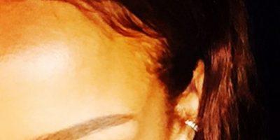 Rihanna es fanática de las perforaciones Foto:Instagram/badgalriri