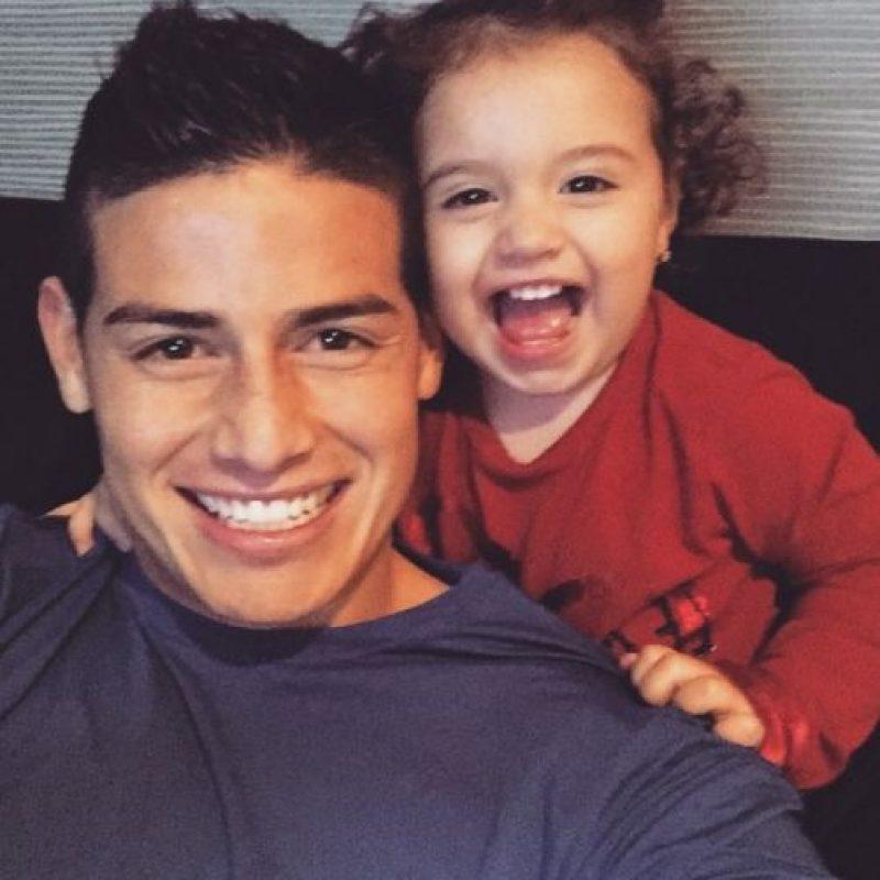 Foto:instagram.com/jamesrodriguez10