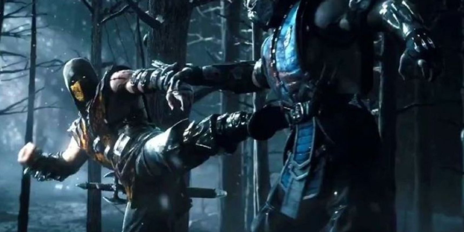 Mortal Kombat X (2015) Foto:Netherrealm Studios