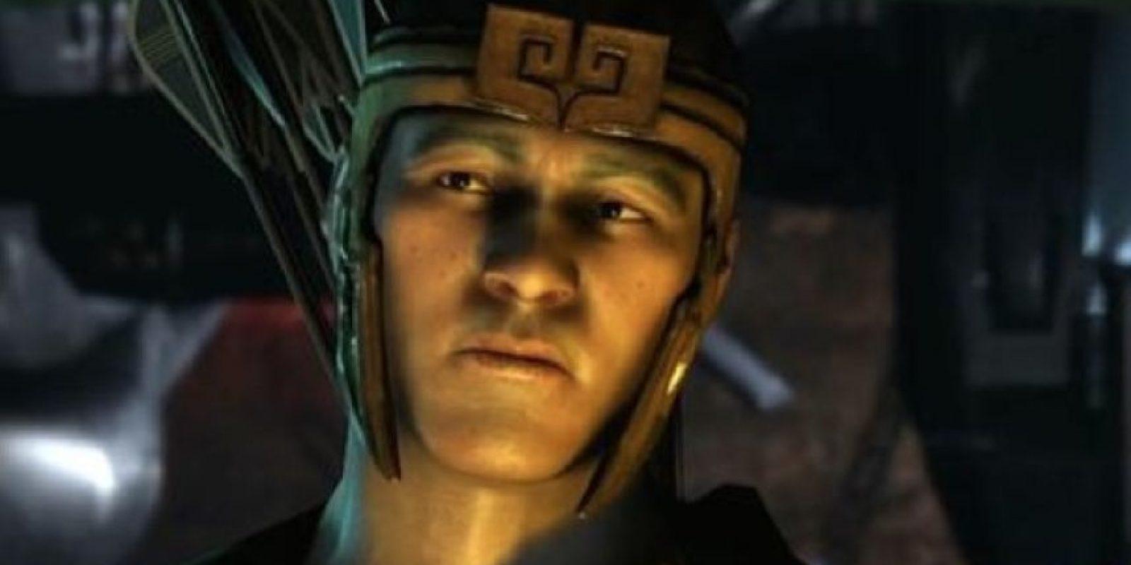 """Kung Jin, el primer personaje gay de """"Mortal Kombat"""". Foto:Twitter"""