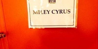 Miley Cyrus y su polémica foto junto a Paul McCartney