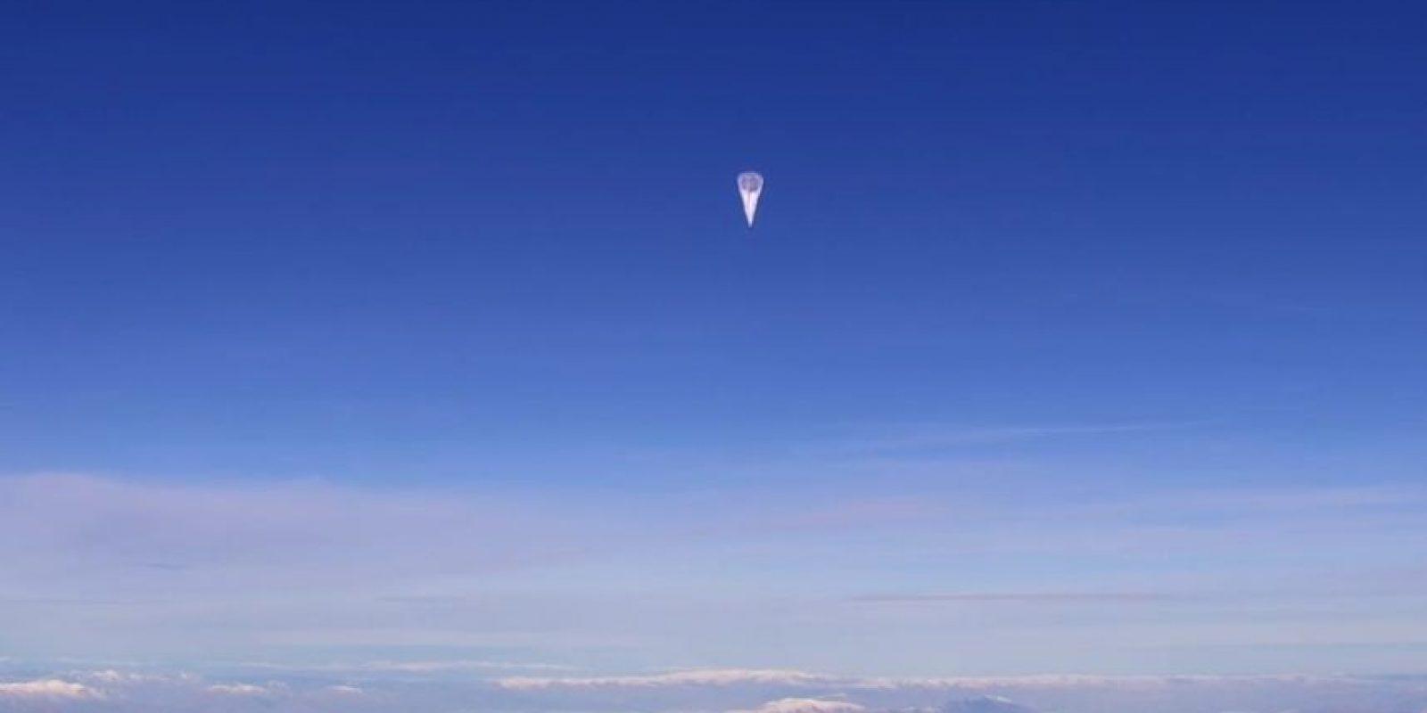 El Proyecto Loon inició en 2013. Foto:Google