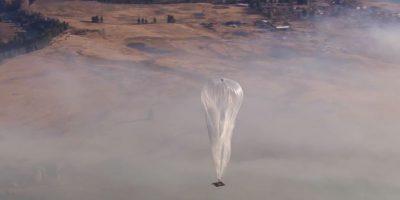 VIDEO: Los globos con los que Google llevará Internet a todo el mundo
