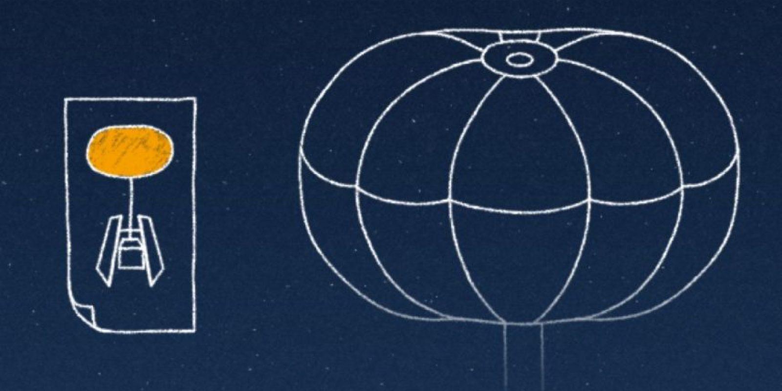La cubierta les permite volar por alrededor de 100 días. Foto:Google