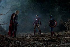"""Y """"Avengers: Infinity War Part II"""" en 2019. Foto:IMDb"""