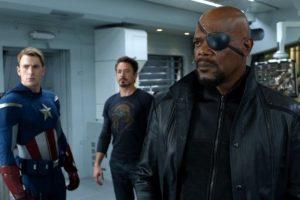 """""""Nick Fury"""" es el """"fundador"""" de los """"Avengers"""" Foto:IMDb"""