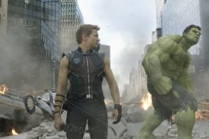 """Jeremy Renner interpreta a """"Hawkeye"""", que en español se le conoce como """"Ojo de Halcón"""" Foto:IMDb"""