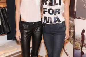 Entre sus amigos más cercanos se encuentran figuras como Justin Bieber, Selena Gómez y Cody Simpson. Foto:Getty Images