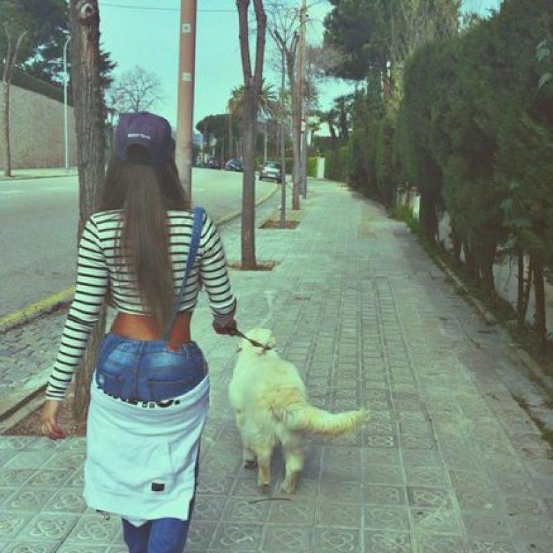 Rafaella Foto:Vía instagram.com/rafaella