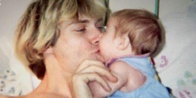 Frances Bean Cobain, hija del fallecido músico, nació el 18 de agosto de 1992 Foto:IMDb