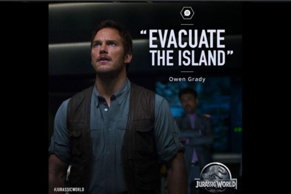 Foto:Vía Twitter/Jurassicpark