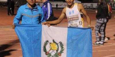 Pacay tuvo éxito en las competencias correspondientes al Mt Sac Relays. Foto:Cortesía Carlos Trejo y Rony Sánchez