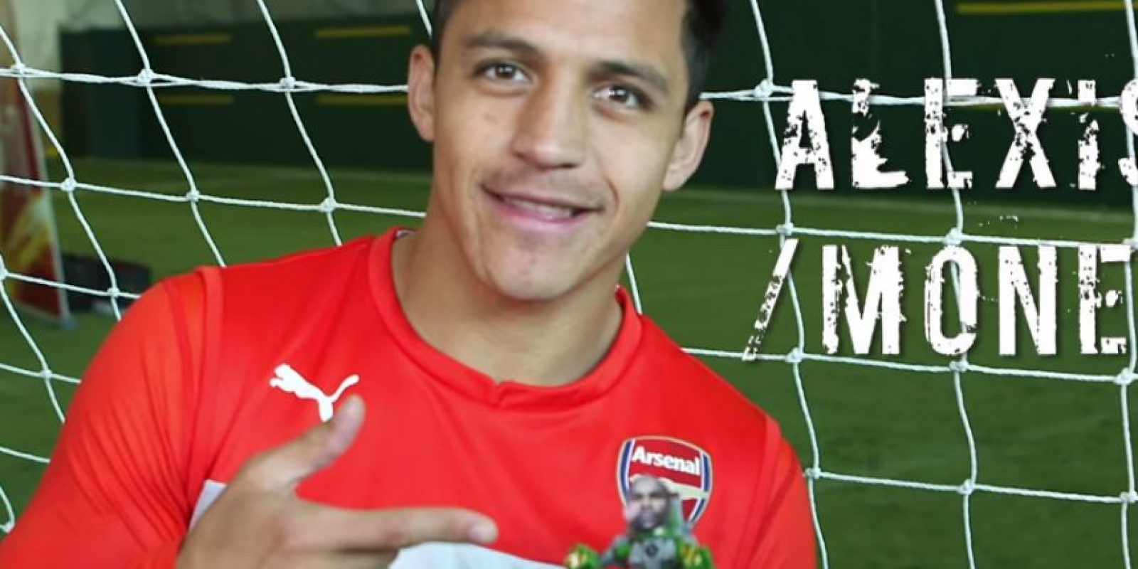 Alexis Sánchez realizó un video en el que muestra su respaldo al filipino Foto: Getty Images