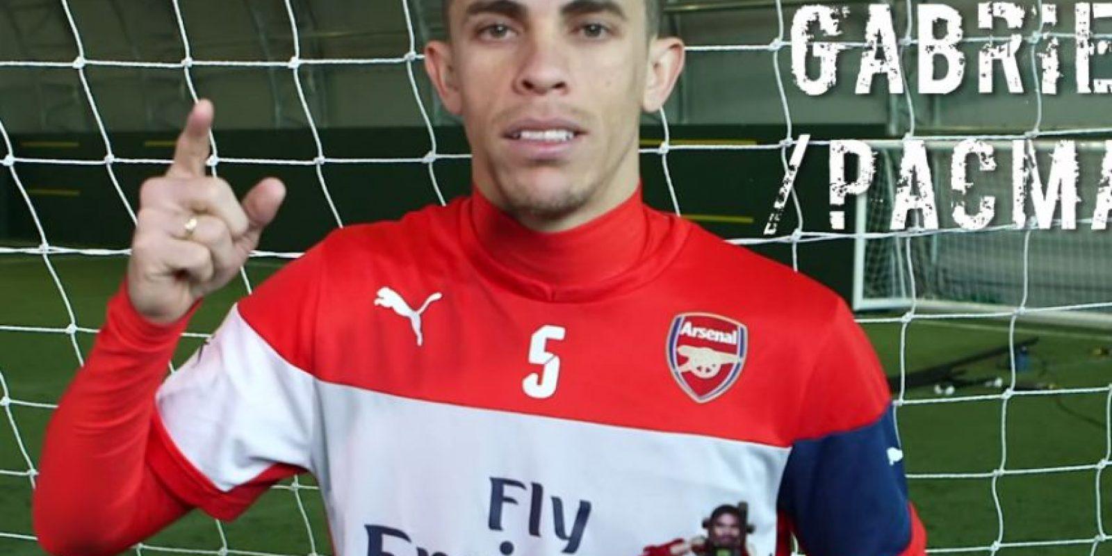 Gabriel Paulista, compañero de Alexis en el Arsenal, pronostica una victoria del estadounidense Foto:Getty Images