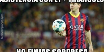 FOTOS: Messi y las burlas de la goleada del Barcelona al Córdoba
