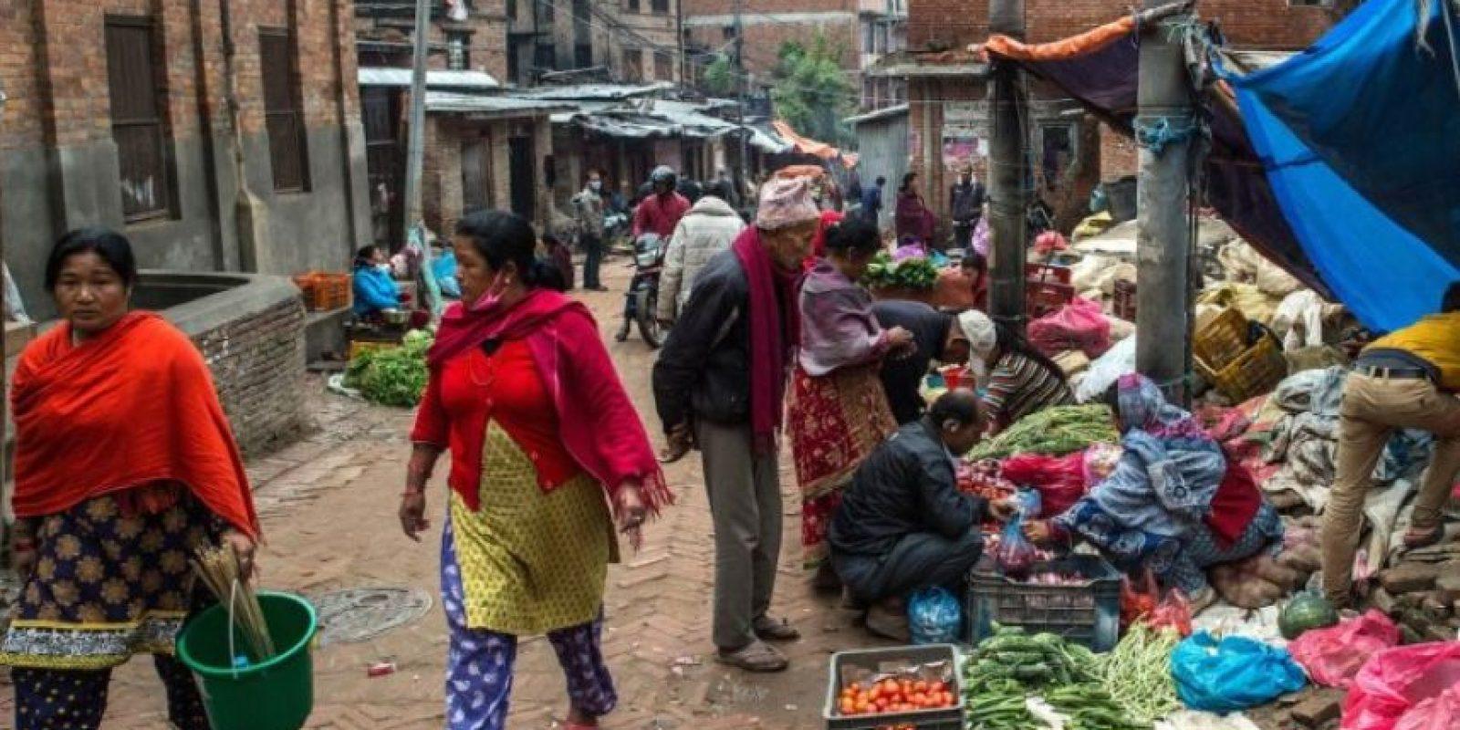 10. Han dispuesto de los cuerpos de sus familiares muertos, según la tradición. Foto:Getty Images