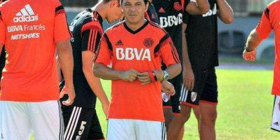 Marcelo Gallardo es el DT de River Foto:Vía twitter.com/CARPoficial