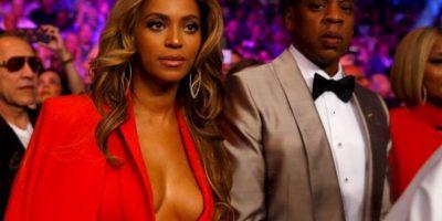 Beyoncé y Jay-Z Foto:Getty Images
