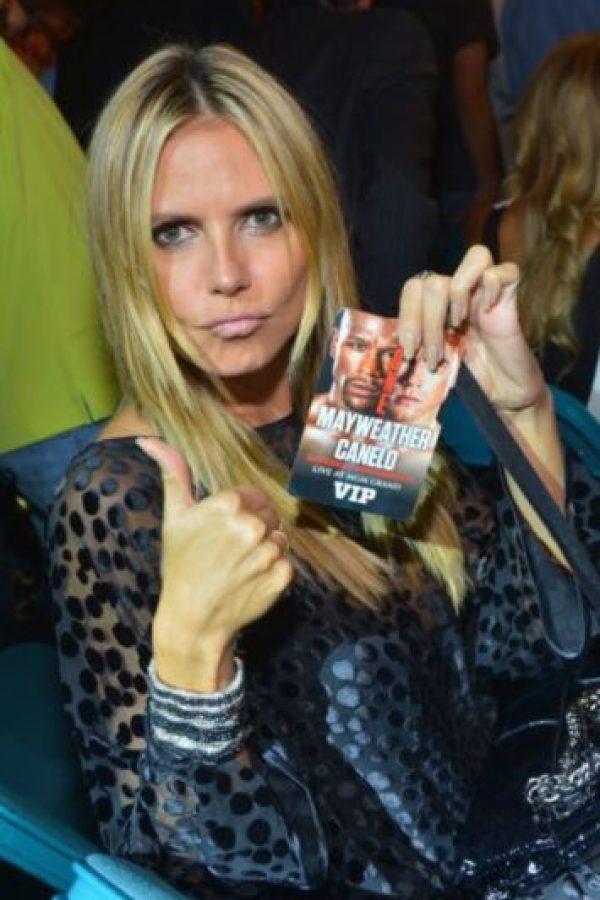 La modelo Heidi Klum Foto:Getty Images