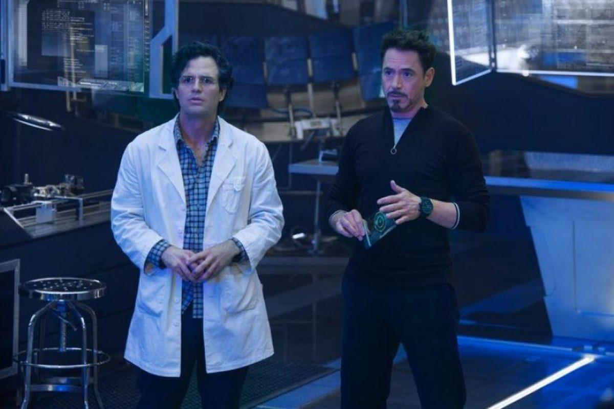 """Durante el rodaje de """"Avengers: La era de Ultrón"""", los efectos especiales jugaron un papel muy importante. Foto:Facebook/Avengers"""