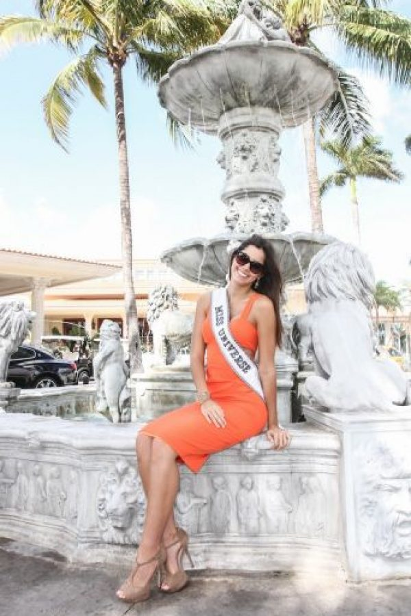 Miss Universo y modelo colombiana Foto: Getty Images