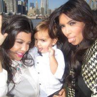 Así como fotografías con sus amigos y familiares. Foto:Instagram/KimKardashian