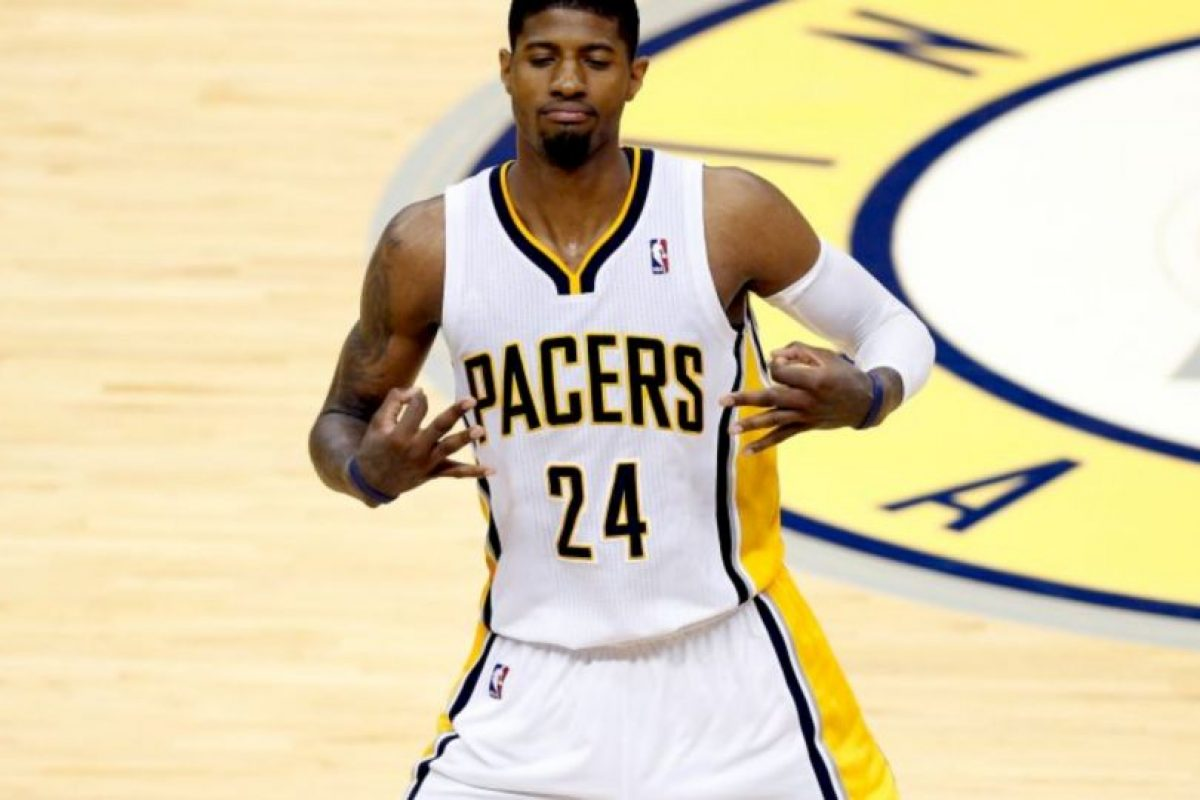 2. Paul George Foto:Getty Images