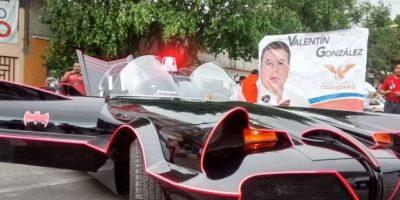 Su nombre es Valentín González Bautista y quiere ser alcalde del municipio de Nezahualcóyotl, en el Estado de México, en el mismo país. Foto:Facebook.com/valentinenmovimiento