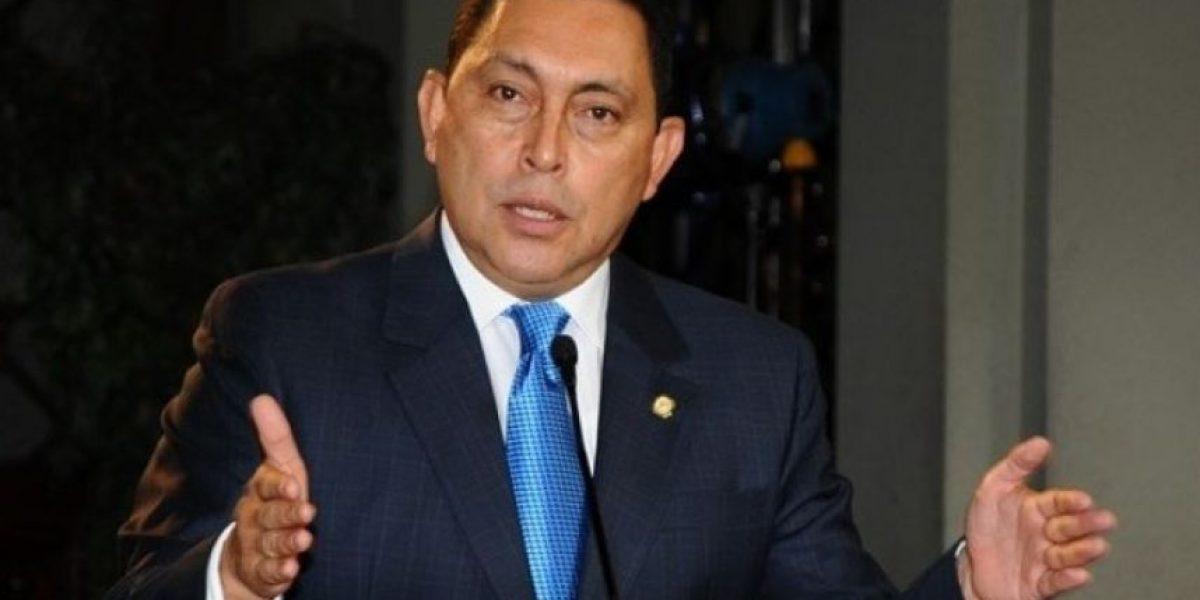 Otto Pérez pierde a su mano derecha en el gabinete, Mauricio López