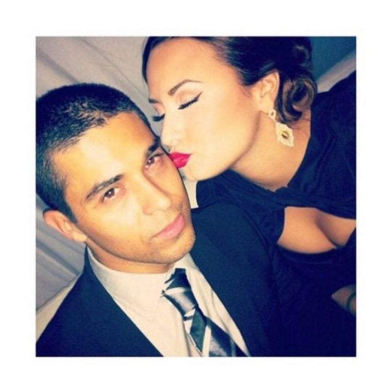La diferencia de edad parece no haber influido en su relación Foto:Instagram/DemiLovato