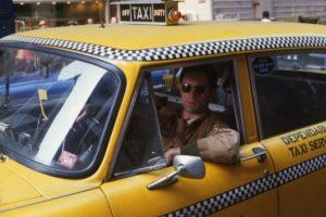 """Antes de protagonizar la película """"Taxi Driver"""", el actor realmente se convirtió en un chofer de taxi Foto:IMDB"""