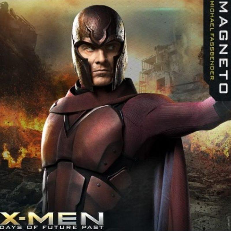 """""""Magneto"""" Foto:vía instagram.com/xmenmovies"""