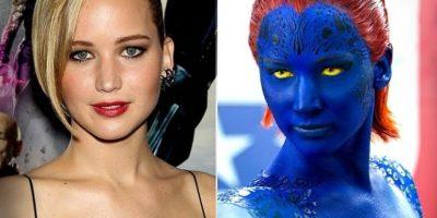"""Jennifer Lawrence tendrá el papel de """"Mystique"""" Foto:vía instagram.com/xmenmovies"""
