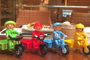 """1.- Todas las colecciones de """"Playmobil"""" Foto:vía Instagram"""