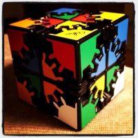 y extraños como este cubo… Foto:vía Instagram