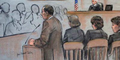 10. Cecil Clayton- Fue ejecutado el 17 de marzo de 2015. Clayton estuvo acusado de matar a un alguacil en 1996. Su caso dio la vuelta al mundo debido a que le faltaba parte del cerebro tras un accidente que tuvo en 1972. Tenía 72 años al momento de su muerte y estuvo preso 18 años antes de su ejecución. Foto:AP