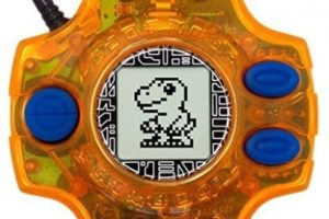 "8.- El ""Digivice"" de ""Digimon"" Foto: Amazon.com"