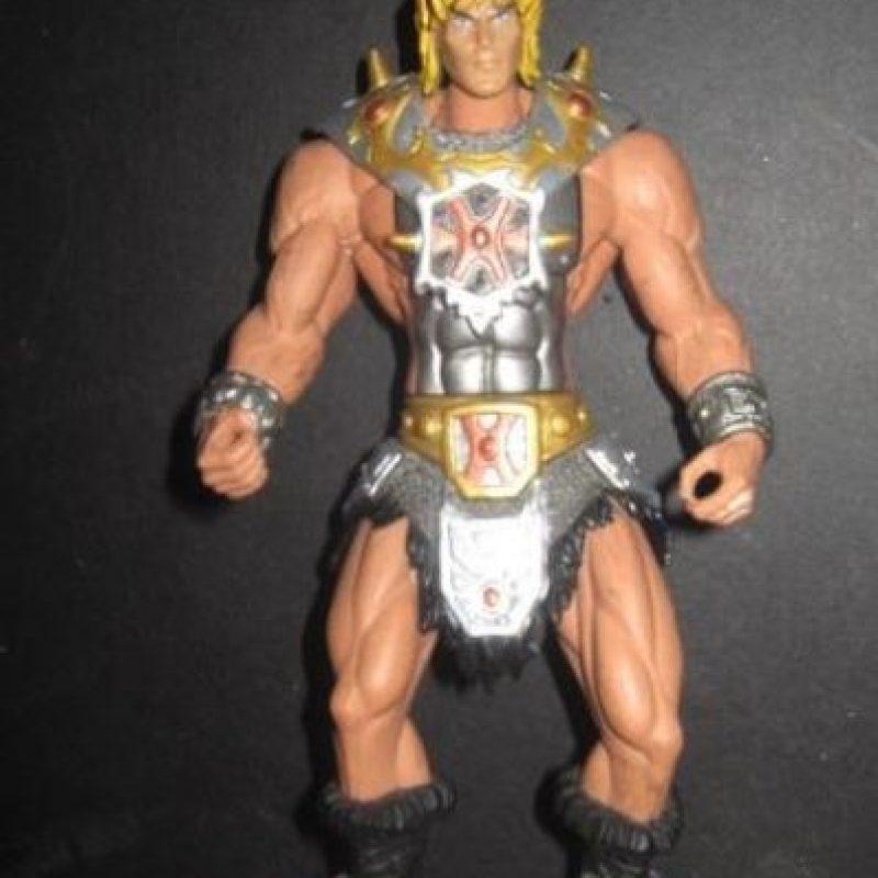 """14.- Toda la colección de """"He-Man"""" Foto:Mercadolibre"""